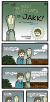 The Almost Adventures of Jakk! Episode 4! by theDisappointment