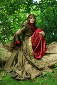 Lady Guinevere 12 by MarjoleinART-Stock