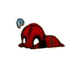 Chibi Deadpool by forestwind48