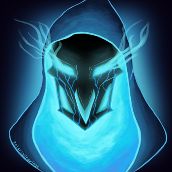 Reaper - The Colour Of Death by PolarisDrawings