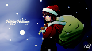 Happy Holidays for everyone! :D by YuriFate