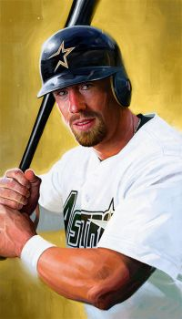 Jeff Bagwell by carts
