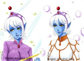 Adult Themis by Marie-Angele