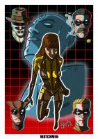 Watchmen by stayte-of-the-art