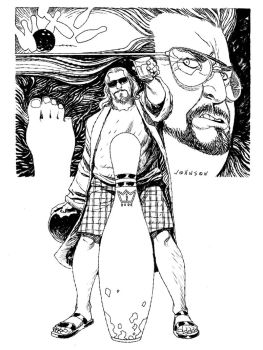 Who wants some Big Lebowski? by Devilpig