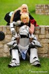 FMA: The Resembool Trio by SkywingKnights