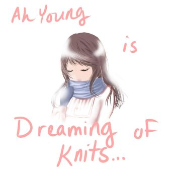 Dreaming of Knits by SoulCavity