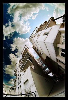 There Is No Building by bosniak