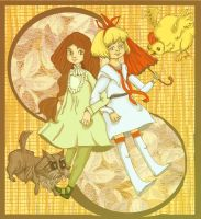 The Two Dorothy's by Einde