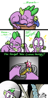 Deleted scene from Return of Harmony Part 2 by Mickeymonster