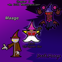 Chapter 5 Boss: Maage by TheSpiderManager