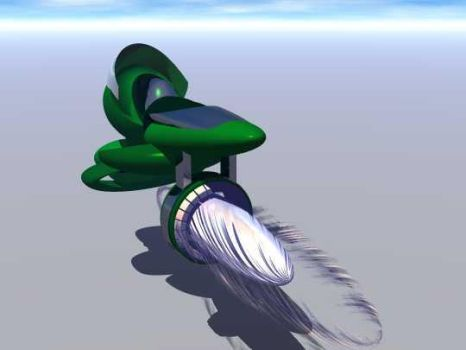 Hoverbike by fromthemargin