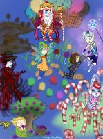 Candyland - ROTG by HezuNeutral