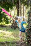 Fionna (Adventure Time) - I'm All About Swords! by curiosityorarrogance