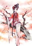 Classical Chinese girl by secretes