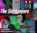 The Safekeepers : Chapter 2 Pg 12 and 13 by AHcomicmagic