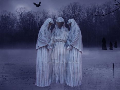 Death's Sisters by LucMac1