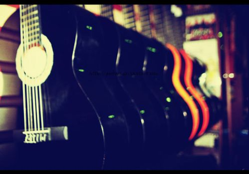 .guitars by Piobass