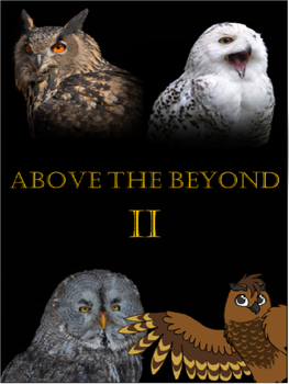 Above the Beyond II mockup cover by regnoart