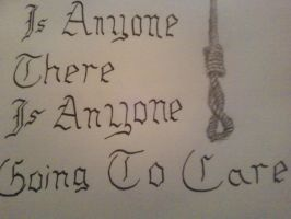 Does Any One Care by infernosdead