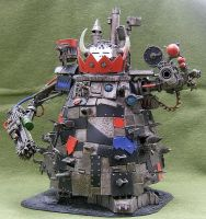 Stompa - Front by kammek