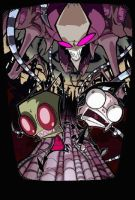Nightmare World by Invader-Johnny