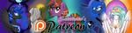 New Patreon Banner by SaturnStar14