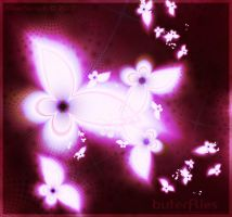 ...::: Butterflies :::... by SSilver