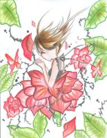 every rose has its thorns by hynathia