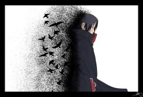 Naruto - Itachi by Frosty-Art