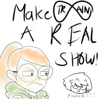 MAKE INFINITY TRAIN A REAL SHOW XD by RosanaDoodlingLife