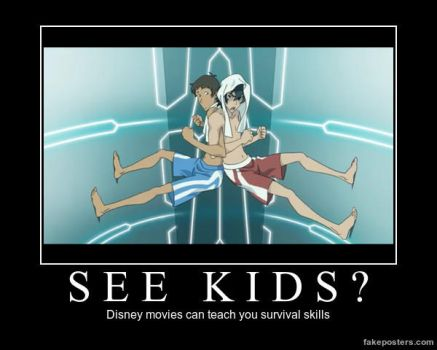 VLD Demotivational Poster: Emperor's New Groove by n-trace