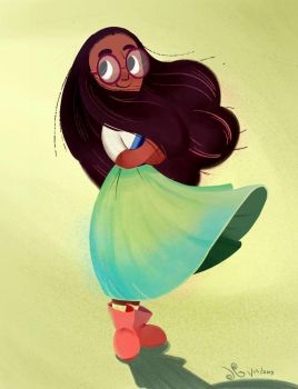 Connie by JessieDrawz