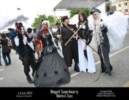 Angel Sanctuary Cosplayers by BleuLilo