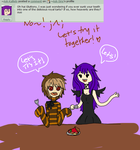 Q7.Gluttony And Kalliely by Ask-Sins