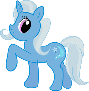 A Simple Trixie by StormyTheTrooper