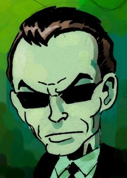 FINAL Agent Smith Colour by zoddman
