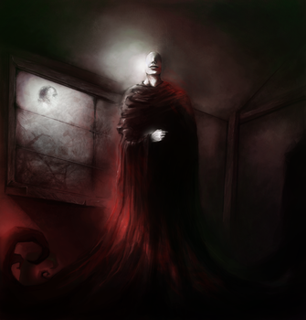 The Horror From Your Dreams.. by illogan