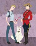 Due South by spicysteweddemon