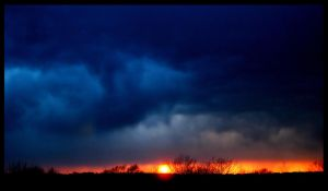 The Angry Eve by FramedByNature