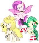 Singing Jingle Bell Rock Commission by Lightning-Bliss