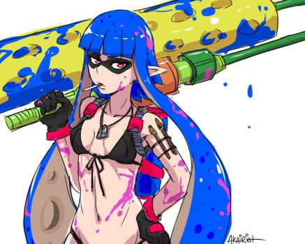 level 20 inkling by akairiot