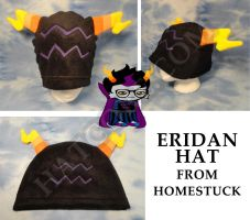 Eridan Hat Homestuck Cosplay by HatcoreHats
