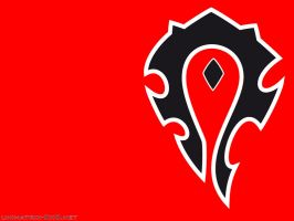 Wallpaper--For the Horde 1 by 0x0--LQ