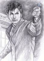 Dr Who? by starkanime