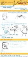 How to Draw Hands:  Tutorial by ccRask