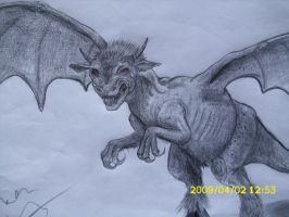 Jersey devil by Teratophoneus