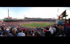 Fenway Panorama by areelcue