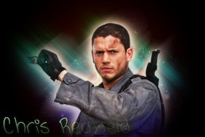 chris redfield edit manip by NiGHTSfanKevin