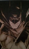 Batman by tricare222